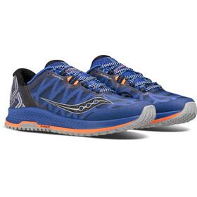 saucony Koa TR Running Shoes Men Blue/Orange